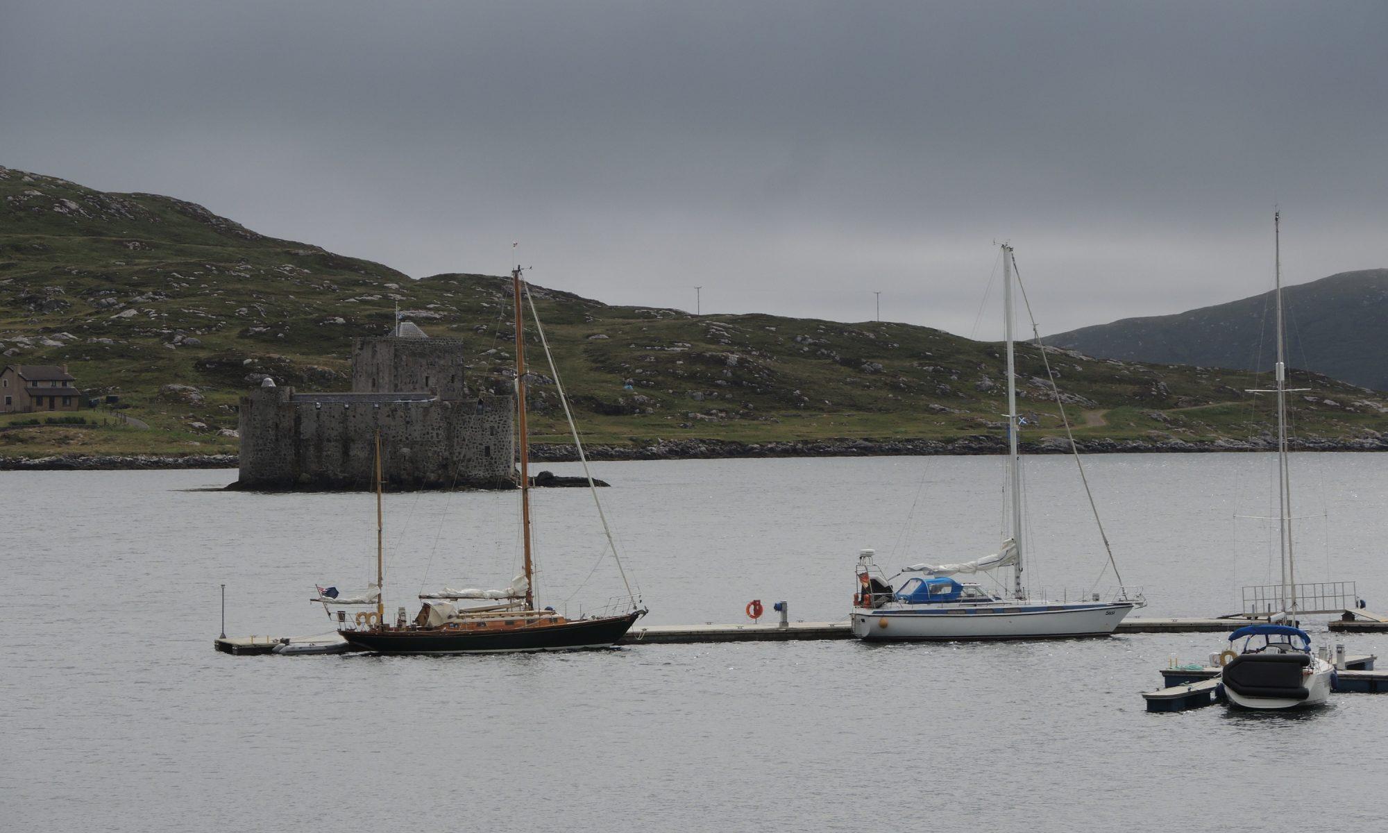 Sissi segeln