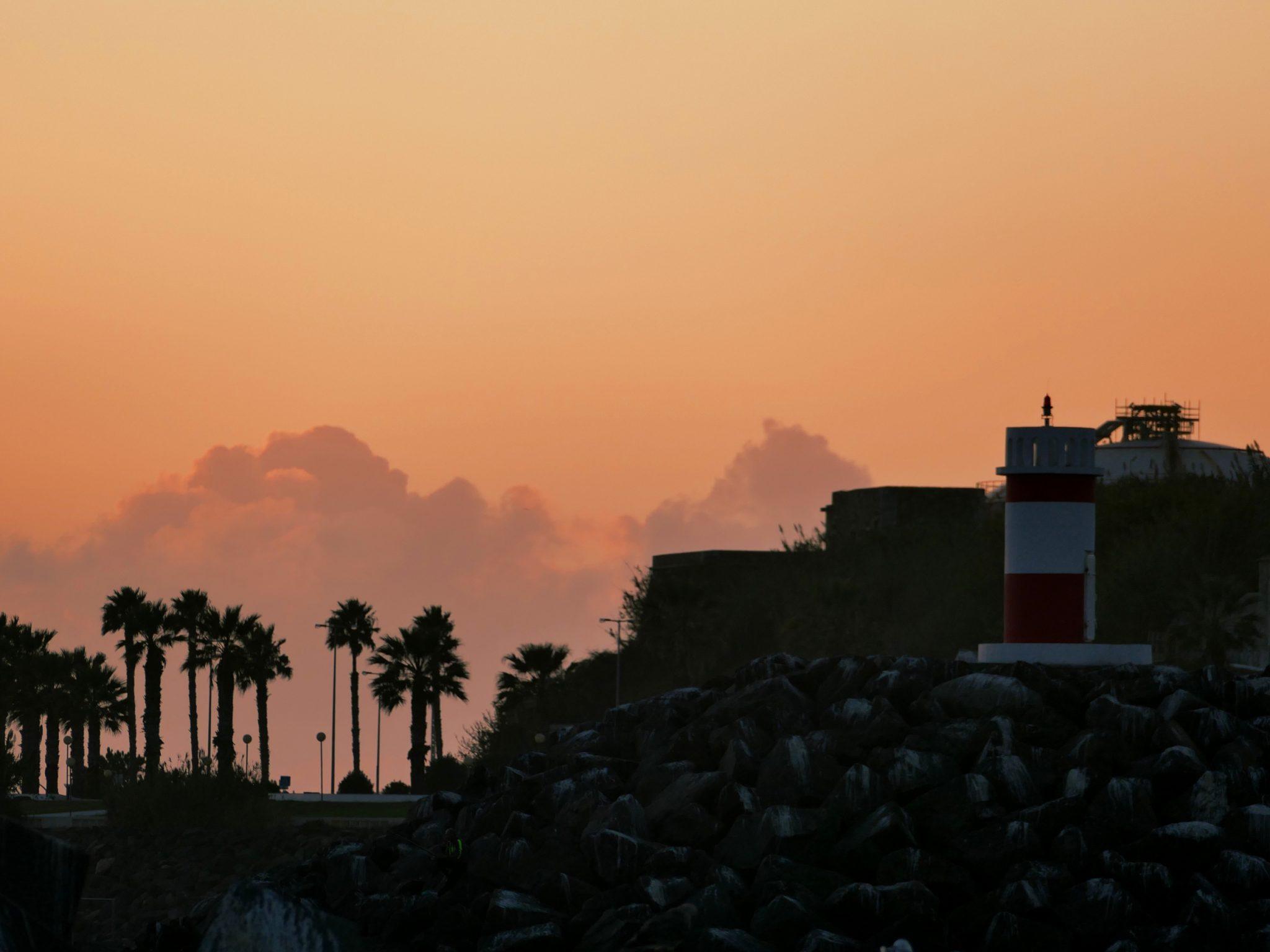 Sonnenuntergangskitsch